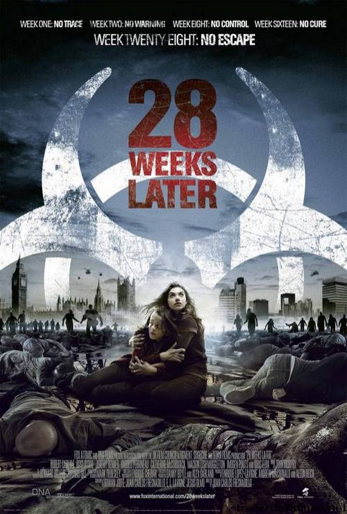 28 weeks later date released