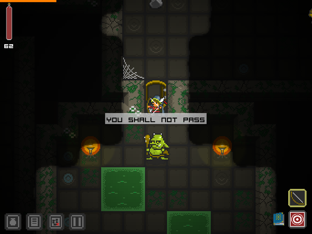 Quest of Dungeons approved on Steam