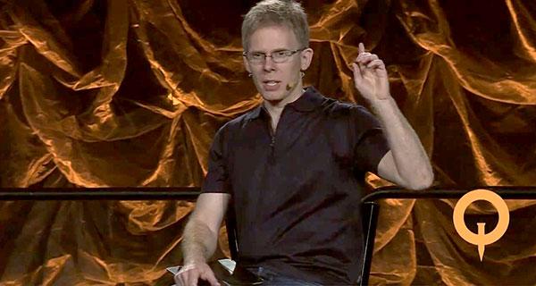 QuakeCon 2012 – John Carmack Keynote