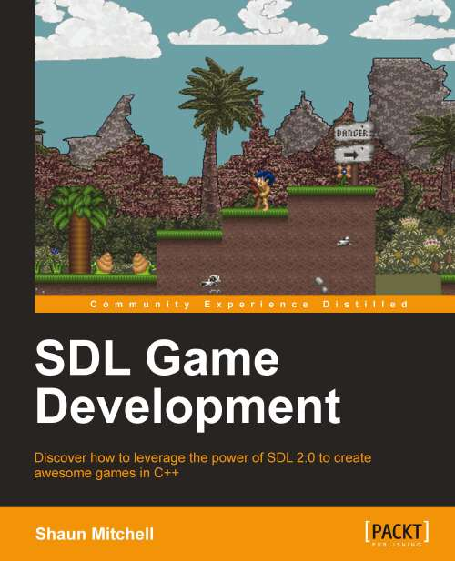 Let's take a look at SDL Game Development book